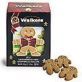Walkers Mini Gingerbread Men Shortbread Biscuits 150g