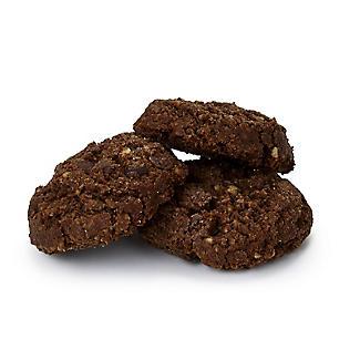 Double Chocolate Hazelnut Gluten-Free Organic Biscuits 160g alt image 5
