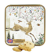 Grandma Wild's Stag Biscuit Tin 160g