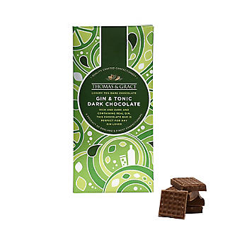 Thomas & Grace Gin and Tonic Chocolate Bar 80g