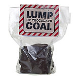 Dark Chocolate Rocky Road Lump of Coal 80g