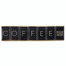 Lakeland Coffee Kick Mini Chocolate Bars 7 x 10g