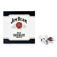 Jim Beam Milk Chocolate Truffles 165g