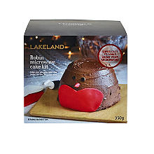 Lakeland Robin Microwave Chocolate Cake Kit
