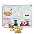 Grandma Wild's Great British Home Baking Biscuit Tin 400g