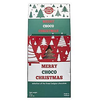 Milk Chocolate Choco Christmas Shapes 75g