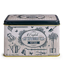 New English Teas English Garden Afternoon Tea Tin 80g