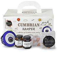 Lakeland Cumbrian Food Christmas Hamper