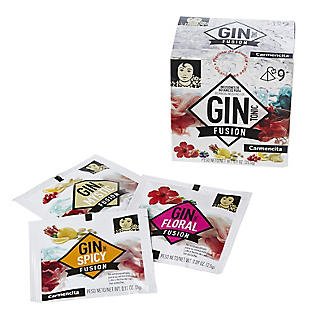 Carmencita Ginfusion Botanical 'Tea Bags' For Gin 25.5g alt image 4