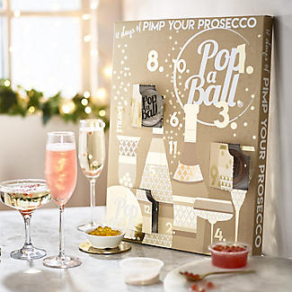 Popaball 12 Days of Prosecco Advent Calendar Gift alt image 2