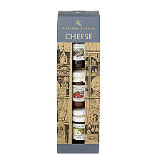 Artisan Grocer Condiments for Cheese Gift Set Trio