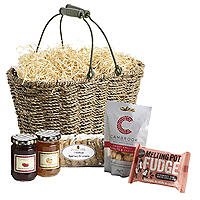 Lakeland Tasty Treats Christmas Hamper Trug