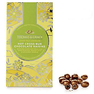 Thomas & Grace Hot Cross Bun Flavour Milk