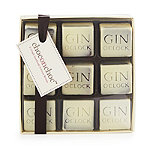 Choc on Choc 9 Gin O Clock Chocolates 110g