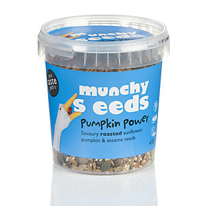 Munchy Seeds Pumpkin Power Sprinkles Snack 475g