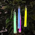 10 Neon Glow Sticks