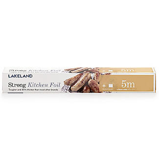 Lakeland Alufolie extra stark, 30 cm x 5 m