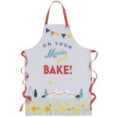 Gbbo Star Baker Apron In Aprons At Lakeland