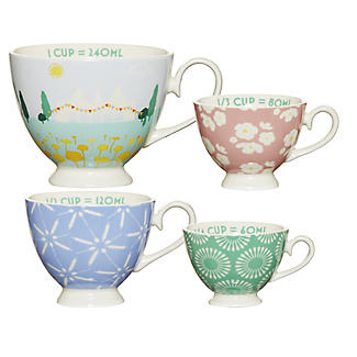 Great British Bake Off Measuring Cup Set alt image 1