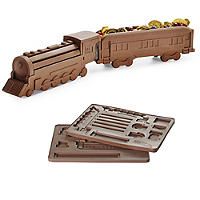 Chocolate Train Mould