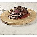Concave Carve and Serve Platter