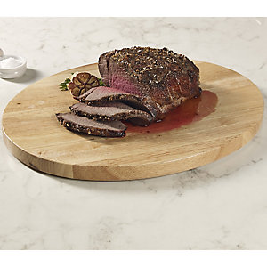 Concave Carve and Serve Platter