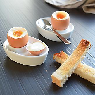 2 Porzellan-Eierbecher von Lakeland alt image 3