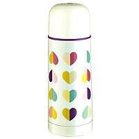 Vintage Confetti Flask