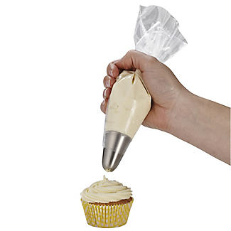 20 Non Slip Disposable Piping & Icing Bags alt image 2