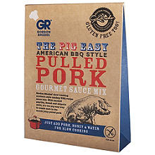 Gordon Rhodes Pulled Pork Gourmet Sauce Mix