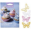 Lakeland Edible Wafer Butterflies