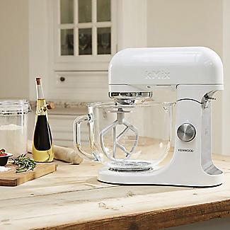 Kenwood Kmix 5L Stand Mixer - Gloss White KMX50G alt image 3