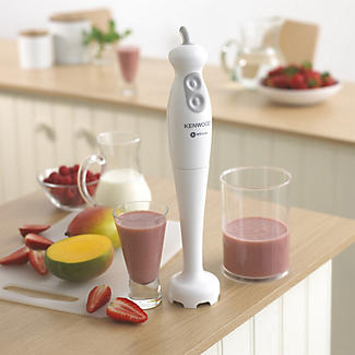 Kenwood True Triblade Hand Blender White HB680 alt image 2