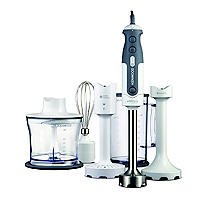 Kenwood White Triblade Stick Hand Blender Set