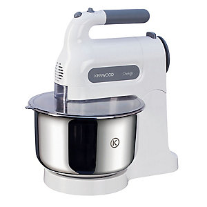 Kenwood Chefette 3L Stand Mixer - Gloss White HM680