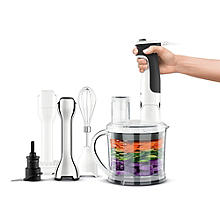 Sage™ The Control Grip All In One™ Mixer Hand Blender Set