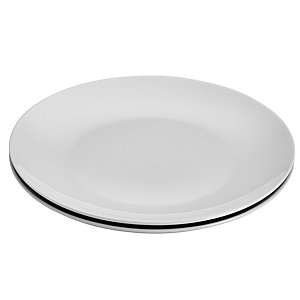 2 Lakeland Value Dinner Plates