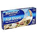 25 Foil Sheets