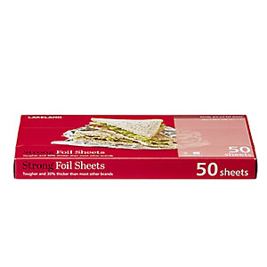 50 Strong Foil Sheets