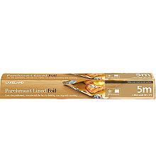 Lakeland Parchment-Lined Foil, 30cm x 5m