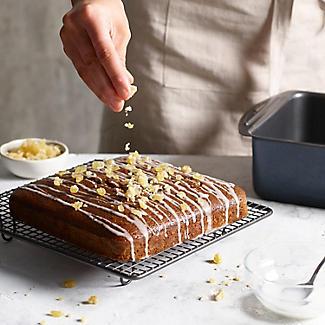 Loose Based Cake Tin - Deep Square 18cm alt image 2