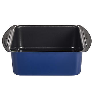 Loose Based Cake Tin - Deep Square 25cm