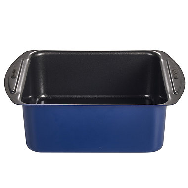 25cm Loose-Based Square Deep Cake Tin
