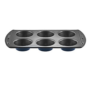 Lakeland 6 Hole Deep Bun Tin