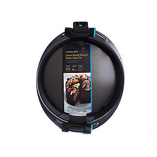 Loose Based Cake Tin - Deep Round 25cm alt image 6