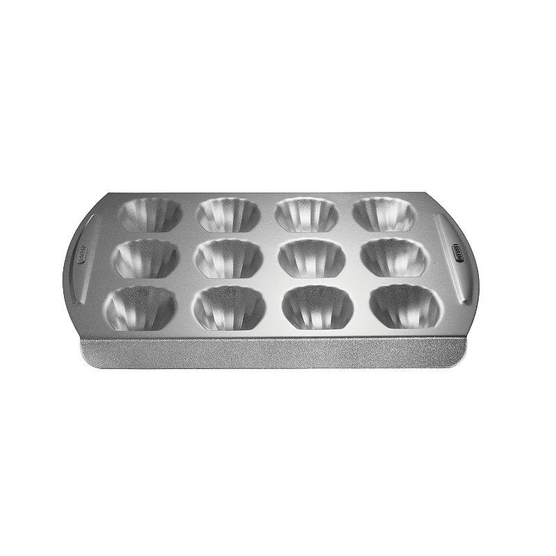 lakeland bakeware 12 hole madeleine cake baking tin. Black Bedroom Furniture Sets. Home Design Ideas