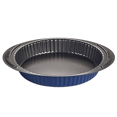 Loose-Based Round Flan Tin