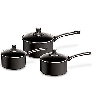 Tefal® Preference Pro Cookware 3pc Kitchen Pan Set