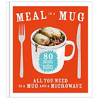 Meal in a Mug Microwave Recipes Book 80 Recipes