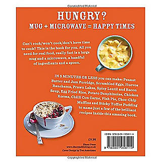 Meal in a Mug Microwave Recipes Book 80 Recipes alt image 2
